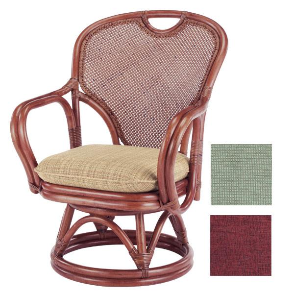 ラタンチェア 回転座椅子 シィーベルチェア 210D 座面高38cm ( 送料無料 ラタン家具 アジアン家具 チェア 座椅子 シーベルチェア シィーベルチェアー 座いす 回転 椅子 イス いす 手編み ) 【4500円以上送料無料】