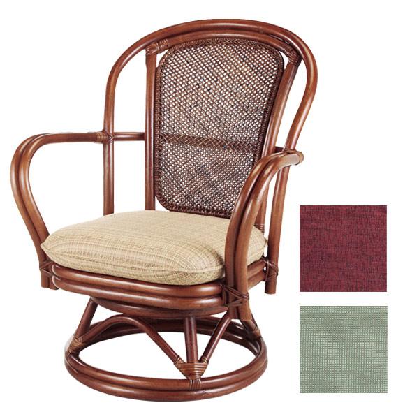 籐 回転座椅子 シィーベルチェア ラタン製 座面高33cm ( 送料無料 アジアン家具 ラタン家具 座椅子 シーベルチェア シィーベルチェアー シーベルチェアー 座いす 回転 椅子 イス いす チェア 手編み 360度回転 ) 【4500円以上送料無料】