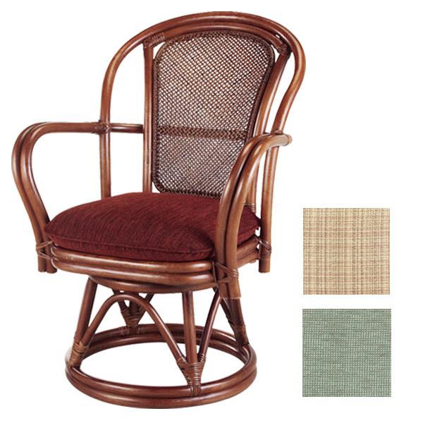 籐 回転座椅子 シィーベルチェア ラタン製 座面高43cm ( 送料無料 アジアン家具 ラタン家具 座椅子 シーベルチェア シィーベルチェアー シーベルチェアー 座いす 回転 椅子 イス いす チェア 手編み 360度回転 ) 【4500円以上送料無料】