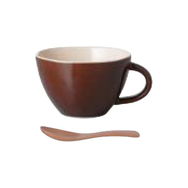 現品 あたたかみのある風合いのスープカップであったかスープを キントー KINTO ほっくり 3980円以上送料無料 ブラウン 海外並行輸入正規品 スープカップ