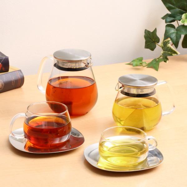 【紅茶やハーブティーに】おしゃれなガラス製カップ&ソーサーのおすすめは?