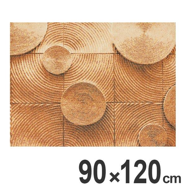 玄関マット Office & Decor  Woodchair 90×120cm ( 送料無料 業務用 屋内 建物内 オフィス 事務所 来客用 デザイン オフィス&デコ おしゃれ )【4500円以上送料無料】