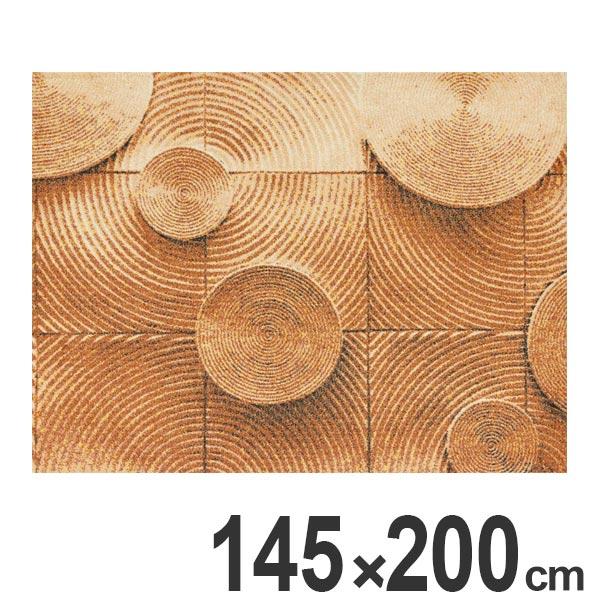 玄関マット Office & Decor Woodchair 145×200cm ( 送料無料 業務用 屋内 建物内 オフィス 事務所 来客用 デザイン オフィス&デコ おしゃれ )【4500円以上送料無料】
