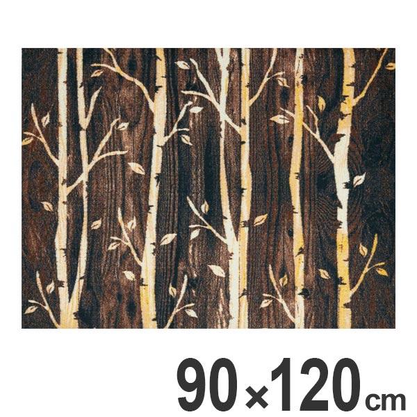 玄関マット Office & Decor Birch 90×120cm ( 送料無料 業務用 屋内 建物内 オフィス 事務所 来客用 デザイン オフィス&デコ おしゃれ )【4500円以上送料無料】