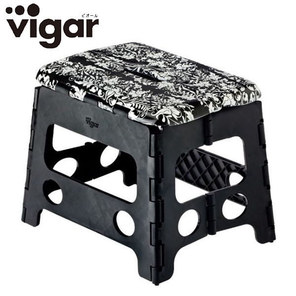 Awe Inspiring Stock Limit Arrivalless Vigar Bigirl Rococo Step Stool 27Cm In Height Prints Stepladder Fumi Stand Step Folding Folding Work Top Car Washing Pabps2019 Chair Design Images Pabps2019Com