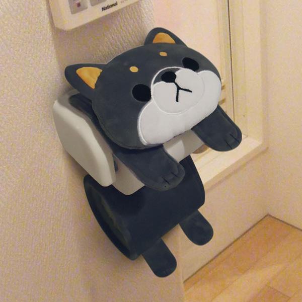 japanese toilet paper holder.  Restroom paper dispenser cover bean roll story colorfulbox Rakuten Global Market