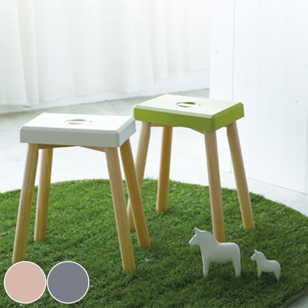 スツール BOXED ( 送料無料 イス 椅子 背もたれなし いす サイドテーブル 組立式 木製 木製家具 ウッド ) 【4500円以上送料無料】