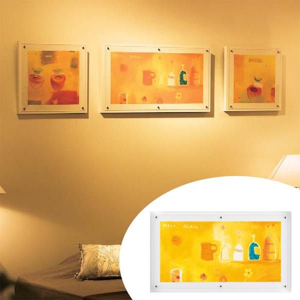 インテリアアート エマ・デイヴィス ハッピーイエロー 04 ( 送料無料 アートパネル 壁掛け 壁飾り アート アートデコ ウォールアート 絵画 インテリア 美術品 おしゃれ 引越 祝い ) 【4500円以上送料無料】
