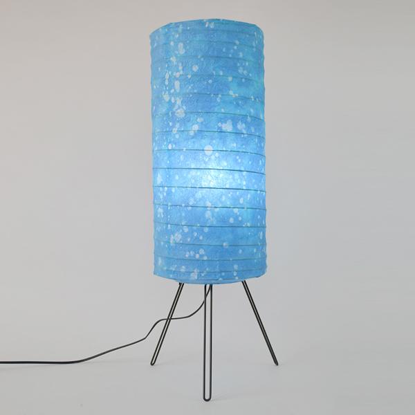 フロアライト 和紙 ラグーン 2灯 ( 送料無料 フロアスタンド 照明 スタンドライト LED フロアスタンドライト おしゃれ 照明器具 スタンド照明 中間スイッチ 間接照明 国産 日本製 ) 【4500円以上送料無料】