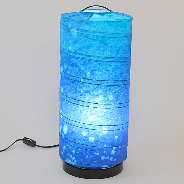 テーブルライト 照明 aurora オーロラ 深海 ( 送料無料 テーブルランプ 卓上 ランプ ライト 間接照明 リビング ベッドサイド 居間 寝室 店舗 和室 洋室 おしゃれ 和紙 癒し )【3980円以上送料無料】