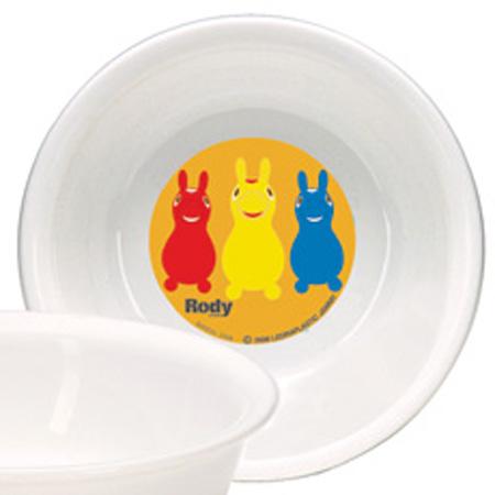 ■在庫限り・入荷なし■キャラクター 小鉢 ロディ RODY 食洗機対応 子供用 ( 汁椀 食器 )