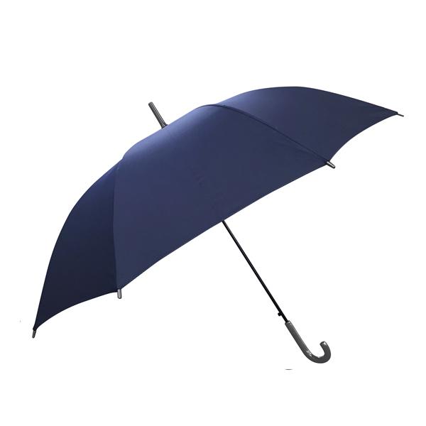 幅広い用途で使えるジャンプ傘 傘 約60cm ネイビー 紳士傘 専門店 ジャンプ傘 雨傘 長傘 アンブレラ メンズ ジャンプ シンプル 通学 通勤 カサ ワンタッチ セットアップ おしゃれ かさ 3980円以上送料無料