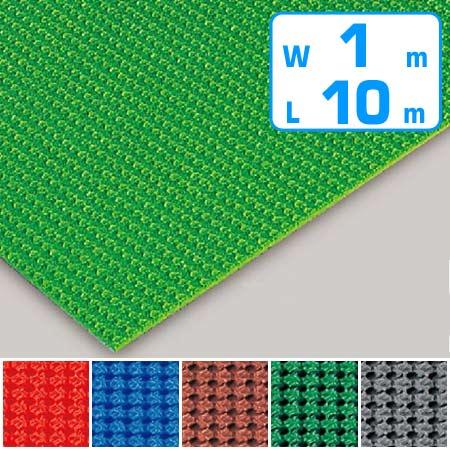 すべり止めマット ダイヤマット 3.5mm厚 1m×10m  ( 送料無料 塩ビシート 塩ビマット ) 【4500円以上送料無料】