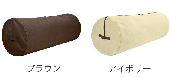 Futon Storage Bag Cylinder Type Mattress Case Our Original Product Five Pieces Set Closet Storing Madoka