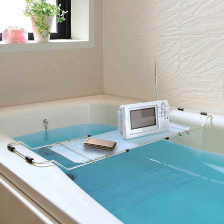 colorfulbox | Rakuten Global Market: With bathtub tray expansion and ...