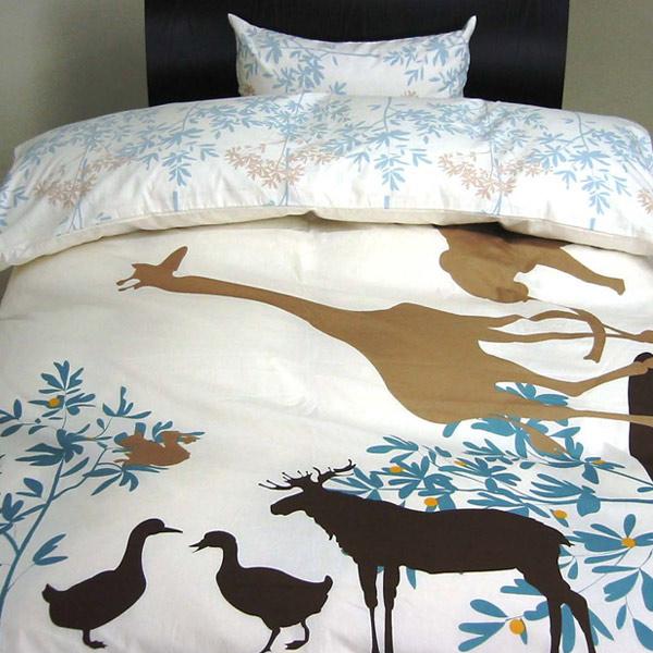 I Take Comforter Cover Pillow Slip Set