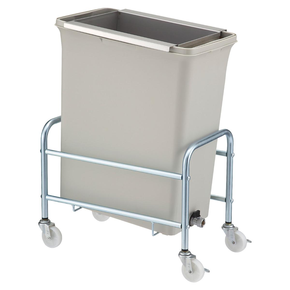 ゴミ箱 リサイクルトラッシュ ECO-50バルブ式セット 送料無料 【3980円以上送料無料】