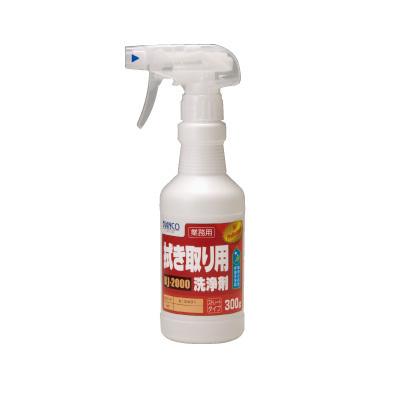 【送料無料】 BIANCO JAPAN 拭き取り用洗浄剤(トリガー付) [300g×6本] ビアンコジャパン・BJ-2000・ヤニ・油・水アカ・汚れ落とし・除去剤