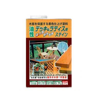 ニッペ 油性デッキ&ラティス [7L] 日本ペイント・ニッペホーム・ラティス・ウッドデッキ・木部・木製品・油性