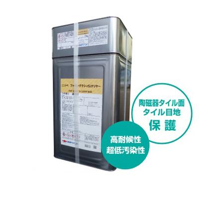 【送料無料】 ニッペ ファイングラシィSi クリヤー 各艶 [15kg] 日本ペイント