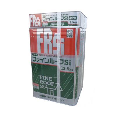 【送料無料】 ニッペ ファインルーフSi [15kgセット] 日本ペイント