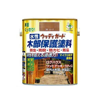 【送料無料】ニッペ 水性ウッディガード [7L] 日本ペイント・ニッペホーム・ウッドデッキ・木部・木製品・水性