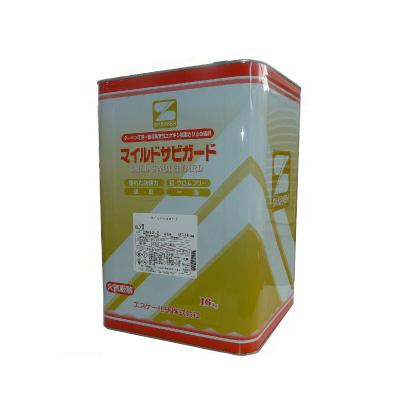 【送料無料】 エスケー マイルドサビガード [16kg] エスケー化研・SK化研・ターペン可溶一液特殊変性エポキシ樹脂さび止め塗料