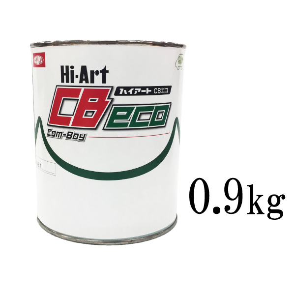ハイアートCBエコ 主剤 スレンレッド [0.9kg] イサム塗料 環境型2液ウレタン塗料 大型車両 鉄道車両 建設機器 各種金属製品