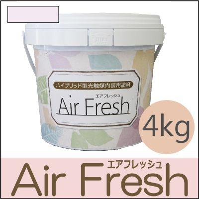 【エントリーでポイント10倍】 イサム AirFresh (エアフレッシュ) Shiro~白のやさしさ~ NO.019シュガーピンク [4kg] [SS]