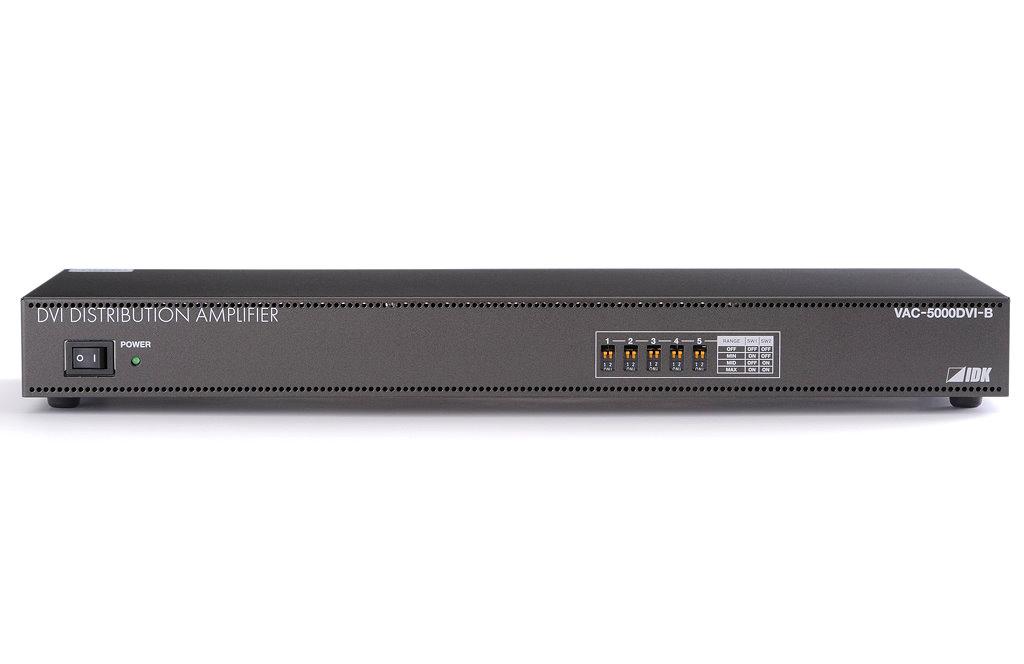 IDK DVI信号分配器 VAC-5000DVI-B