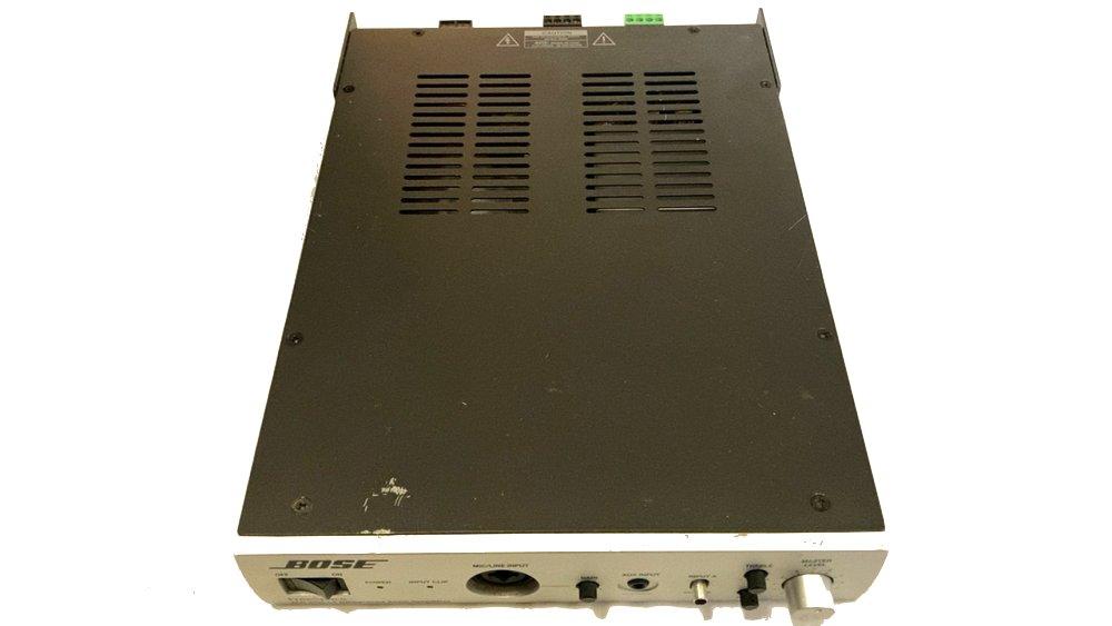 パワーアンプリファイアー BOSE ( ボーズ ) FreeSpace IZA250-LZ 中古品 コンパクト、シンプル操作、高音質の三拍子を揃えた設備用ロー・インピーダンス・パワーアンプ