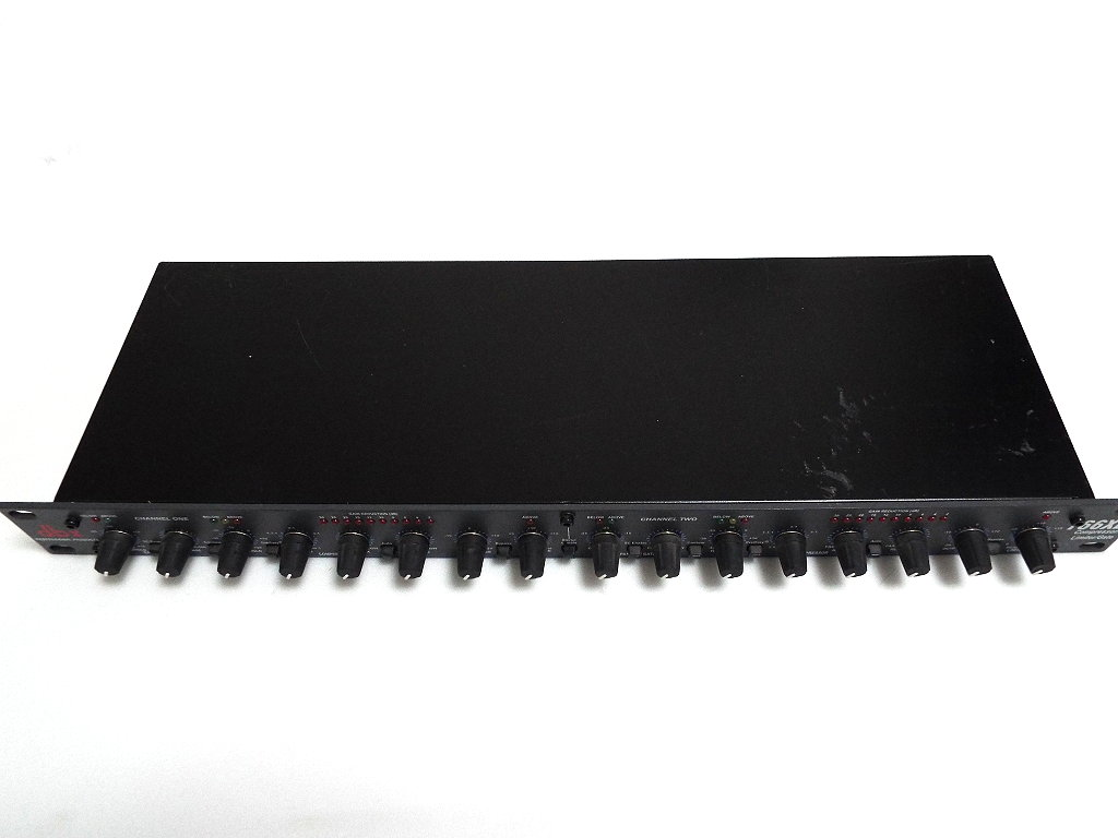 2chコンプレッサー リミッター ゲート DBX (ディービーエックス) 166XL 中古品