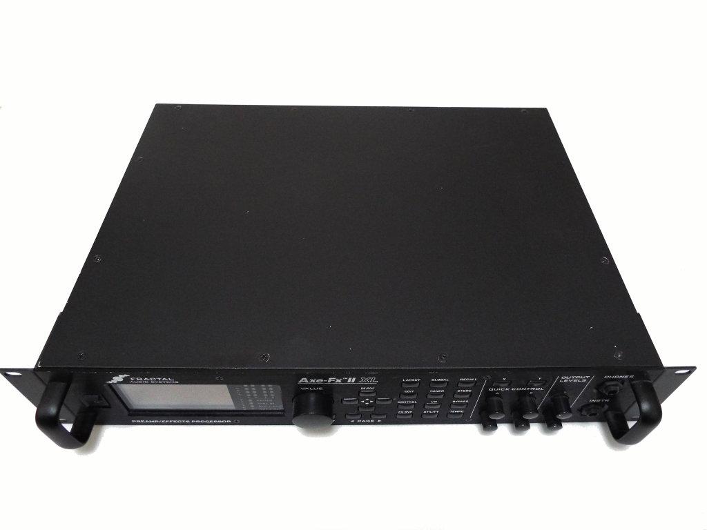 アンプシミュレーター Fractal Audio Systems(フラクタルオーディオシステム) Axe-Fx II XL 中古品