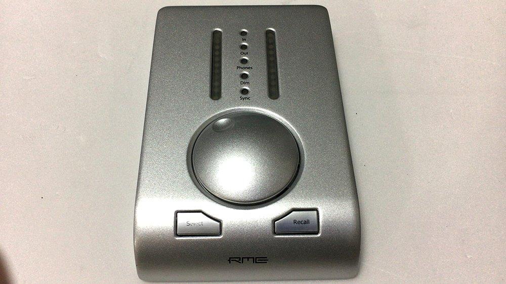 RME BABYFACE 10イン/12アウト 24bit/192kHzサポート USBバスパワー対応 オーディオインターフェース 中古品 特典あり