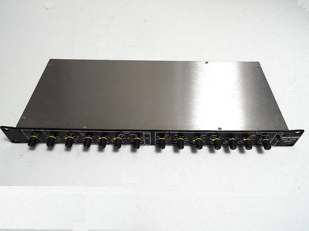 2chノイズゲート DRAWMER ( ドローマー ) / DS201  中古品