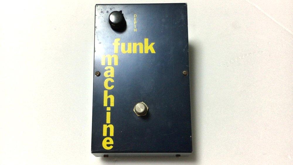 激レアギターエフェクター Seamoon FUNK MACHINE V1 中古品