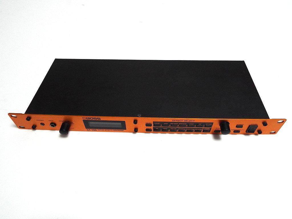 ラックタイプギター用マルチエフェクター BOSS GX-700 中古品