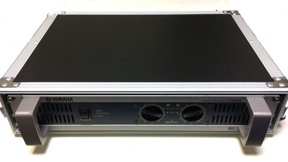 パワーアンプリファイアー YAMAHA(ヤマハ) P2500S 中古品  ラックケース付属
