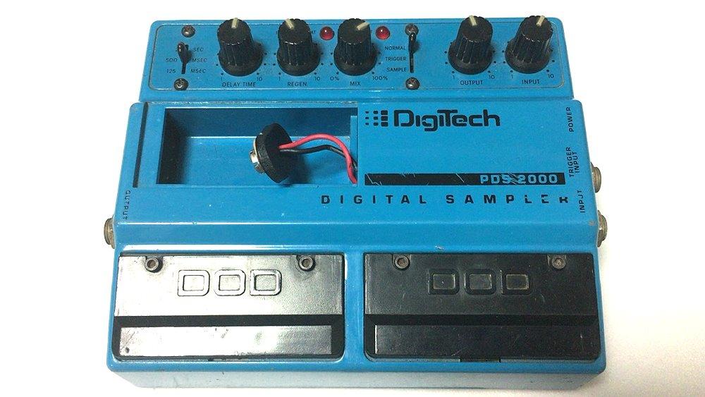 デジタルサンプラー ディレイ DigiTech ( デジテック ) / PDS-2000