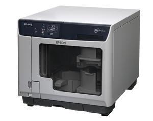 デュプリケーター EPSON PP-100NE オフィスのCD/DVD作成ニーズにネットワークモデル