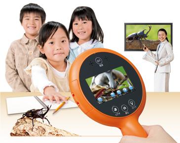 文教用デジタルビデオカメラ Panasonic HC-BKK1
