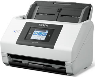 A4シートフィードスキャナー EPSON DS-780N