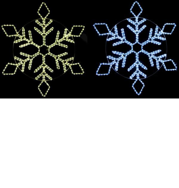 ★クリスマスイルミネーション★LED2Dスノー リーフブランチ