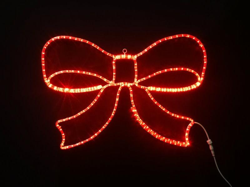 ★クリスマスイルミネーション★LED 2Dストリートモチーフ リボン