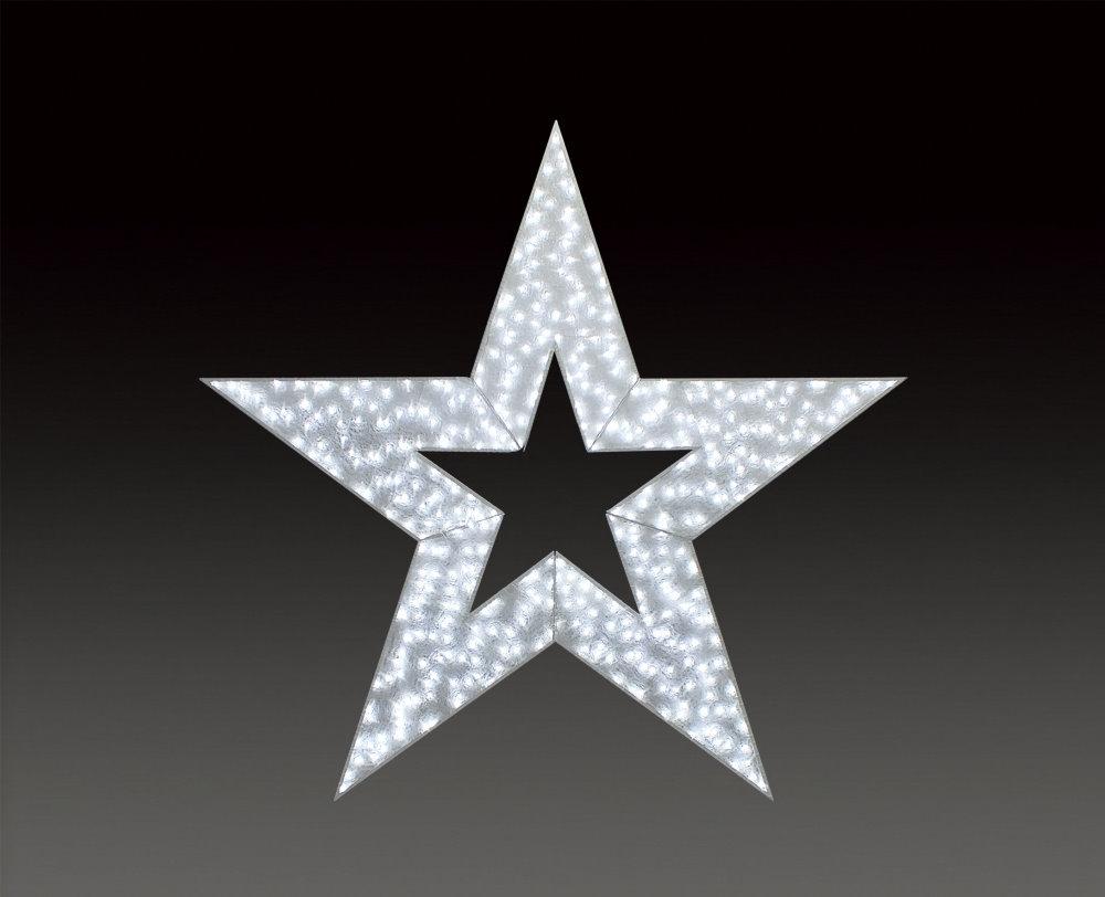 ★クリスマスイルミネーション★LEDクリスタルグロー ビッグスターLサイズ