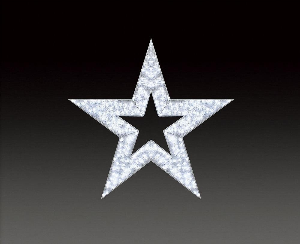★クリスマスイルミネーション★LEDクリスタルグロー ビッグスターSサイズ