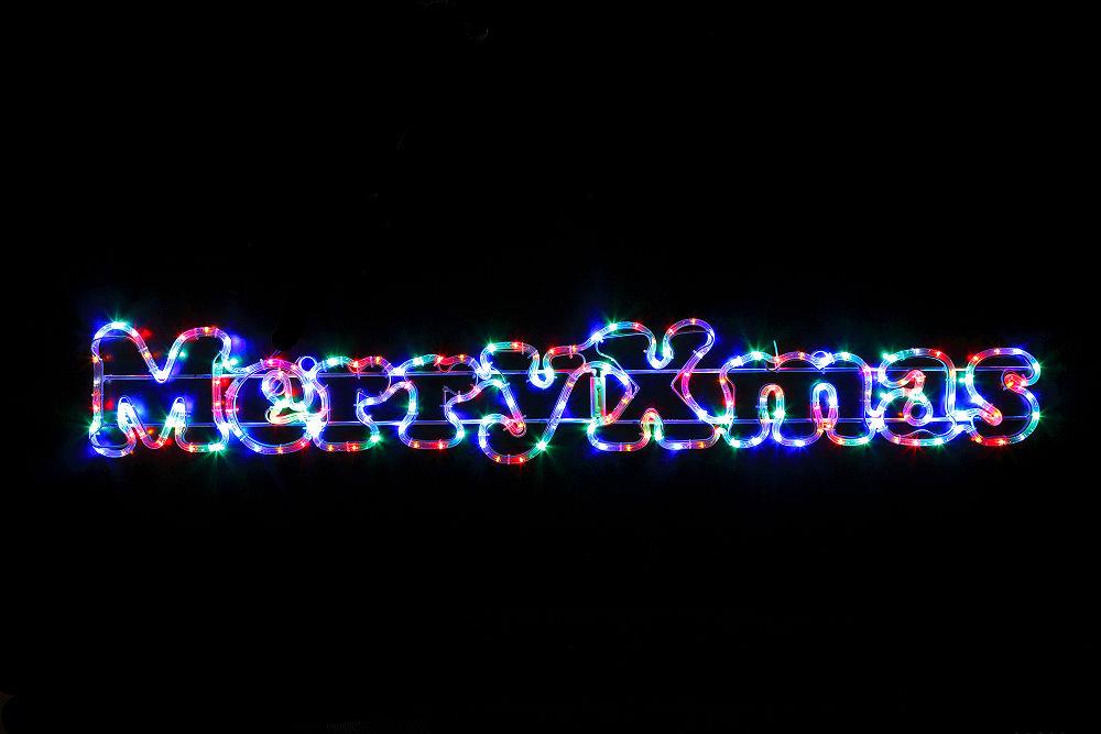 ★クリスマスイルミネーション★LEDチューブライトモチーフライト トゥインクルMCタイトル