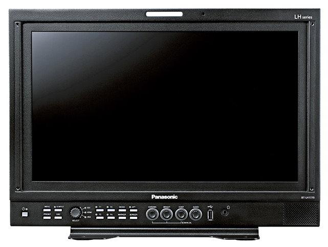 16.5型LCDビデオモニター PANASONIC BT-LH1770