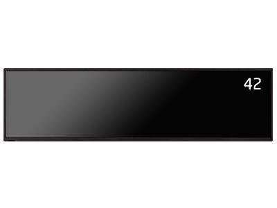 42型バータイプディスプレイ NECディスプレイソリューションズ MultiSync LCD-BT421  他社より安くします!