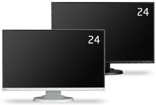 24型ブルーライト低減3辺スリムベゼル採用液晶ディスプレイ NECディスプレイソリューションズ MultiSync LCD-E241N、LCD-E241N-BK  他社より安くします!
